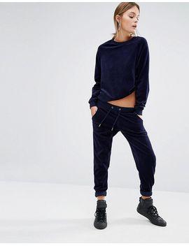 new-look-velvet-sweatshirt by new-look