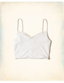 strappy-cropped-cami by hollister