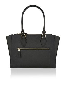 double-zip-winged-shoulder-bag by accessorize