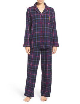 twill-pajamas by lauren-ralph-lauren