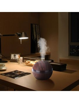 usb-led-ultrasonic-aroma-humidifier-essential-oil-diffuser-aromatherapy-purifier by unbranded