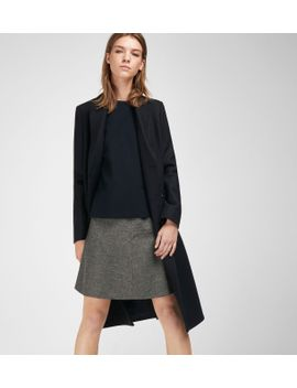 a-line-mini-skirt by massimo-dutti