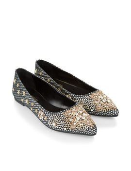 ariana-embellished-point-shoes by accessorize