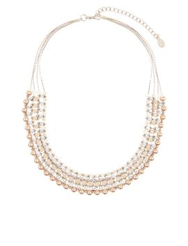 pearly-sarah-stone-collar-necklace by accessorize