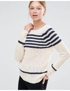 vero-moda-stripe-sweater by vero-moda