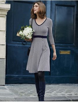 lucinda-knitted-dress by boden