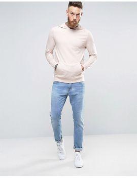 asos-muscle-hoodie-in-light-pink by asos