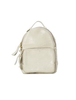 baby-crocodile-backpack---ivory by nancy-gonzalez