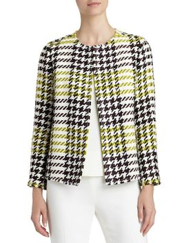 dani-windsor-plaid-jacket by lafayette-148-new-york