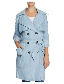 chambray-double-breasted-trench-coat---compare-at-$258 by bcbgeneration