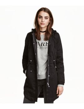 vadderad-parkas by h&m