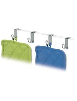 lynk-over-cabinet-door-hooks-(set-of-4)---chrome by lynk