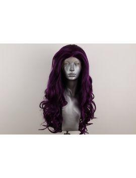 halle--deep-purple by websterwigs