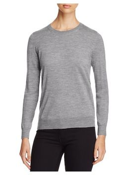 check-elbow-patch-merino-wool-sweater by burberry