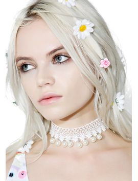 pearlescent-choker by 3-am-imports