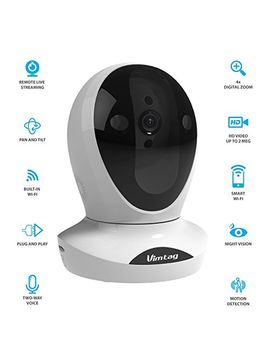 vimtag-p1-premium-ip-wireless-network-security-camera,-plug_play,-pan_tilt-with-two-way-audio-and-night-vision by vimtag