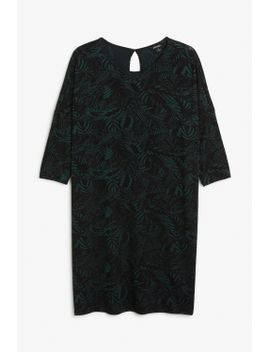 half-sleeve-dress by monki