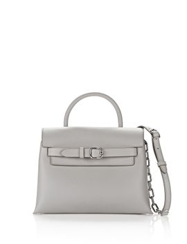 exclusive-attica-chain-crossbody-in-heather-gray-with-rhodium by alexander-wang