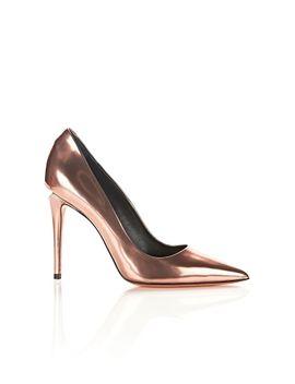 tia-high-heel-pump-with-rose-gold by alexander-wang