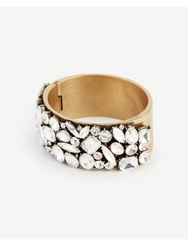 scattered-crystal-cuff by ann-taylor