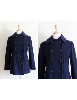 vintage-mackintosh-navy-wool-pea-coat-_-mackintosh-peacoat by tobedetermined