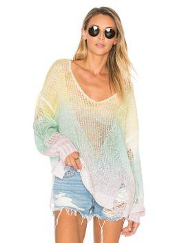 sundown-cheryl-sweater by wildfox-couture