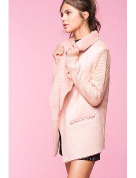 drape-fur-lined-coat by agaci
