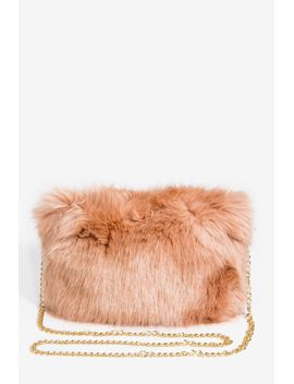 luxie-fur-crossbody-bag by agaci