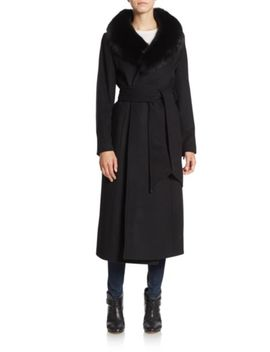 dyed-fox-fur-wool-blend-coat by 1-madison