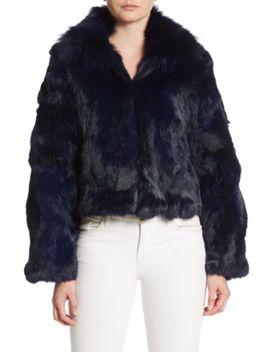 fox-&-rabbit-fur-chubby-coat by adrienne-landau