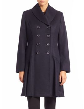 wool-&-cashmere-princess-coat by sofia-cashmere