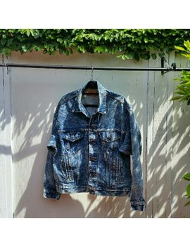 vintage-levi-denim-jean-jacket by levis