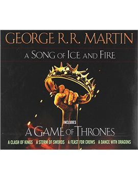 a-game-of-thrones-_-a-clash-of-kings-_-a-storm-of-swords-_-a-feast-of-crows-_-a-dance-with-dragons by george-r-r-martin