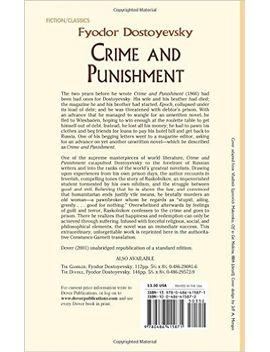 crime-and-punishment by fyodor-dostoyevsky