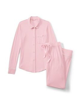 womens-sleep-set by lands-end