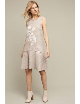 afterlight-wool-dress by knitted-&-knotted