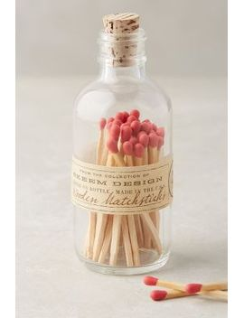 skeem-mini-apothecary-matches by anthropologie