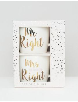 new-look-mr-and-mrs-mug-set by new-look
