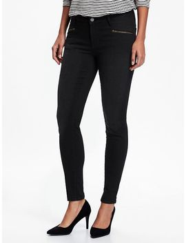 mid-rise-rockstar-moto-jeans-for-women by old-navy