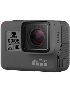 gopro-hero5-black-camera by gopro