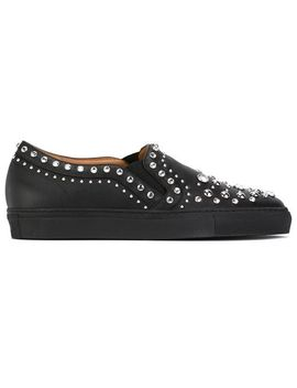 embellished-slip-on-sneakers by givenchy
