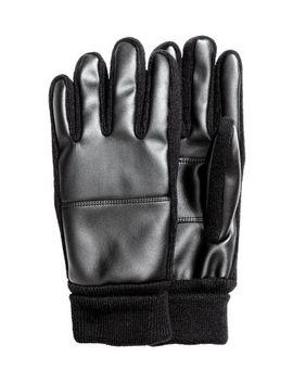 gloves by h&m