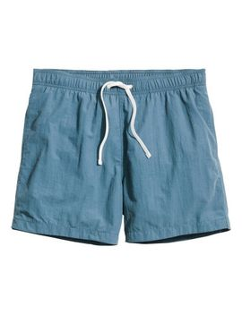 short-swim-shorts by h&m