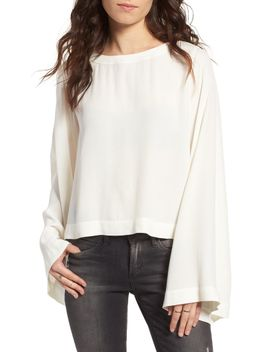 bell-sleeve-blouse by bp
