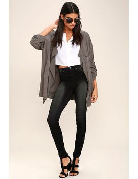 dittos-kelly-black-high-waisted-skinny-jeans by dittos