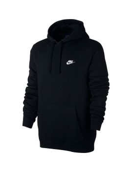 nike-mens-sportswear-po-fleece-hoodie by nike