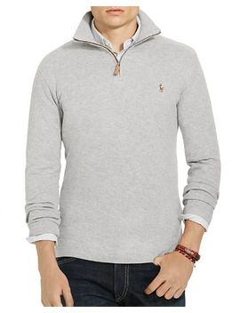 estate-rib-cotton-pullover-sweater by polo-ralph-lauren