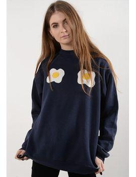 blue-eggscellent-sweatshirt-(5576) by no-brand-name