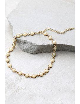 hey,-lady-gold-rhinestone-choker-necklace by lulus