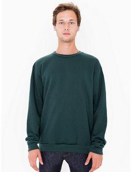 drop-shoulder-pullover by american-apparel